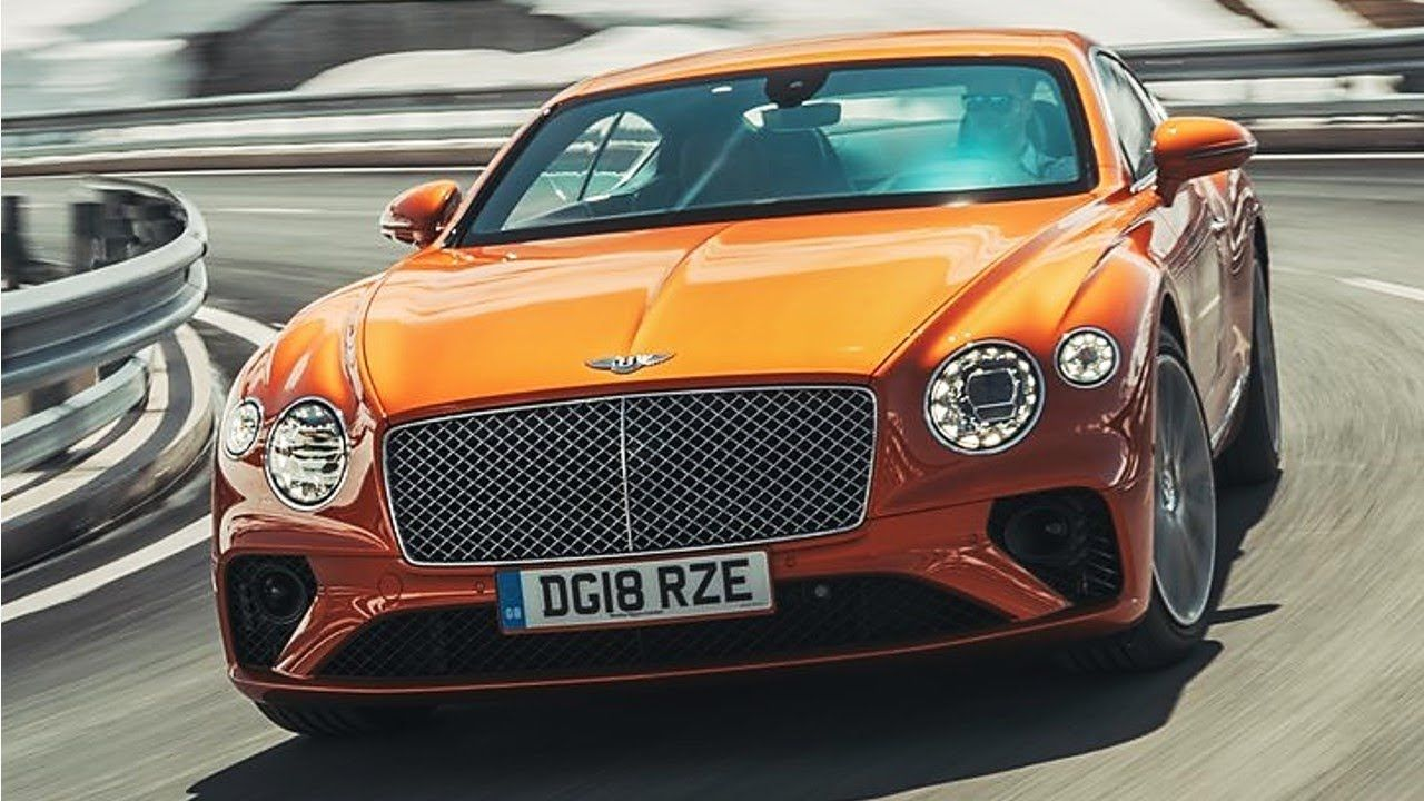 2019 Bentley Continental Gt World S Most Luxurious Cars