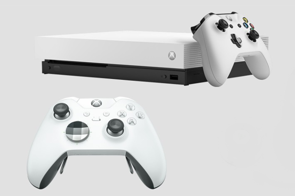 Microsoft Unveils Xbox One X Robot White Special Edition Fallout 76 Bundle And Xbox Elite Wireless Controller White Special Edition Price Availability Vid Wireless Controller Xbox One Xbox