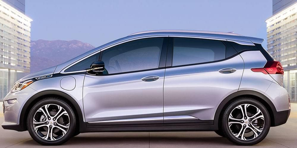 Ride into the Future in These TechFriendly New Chevys
