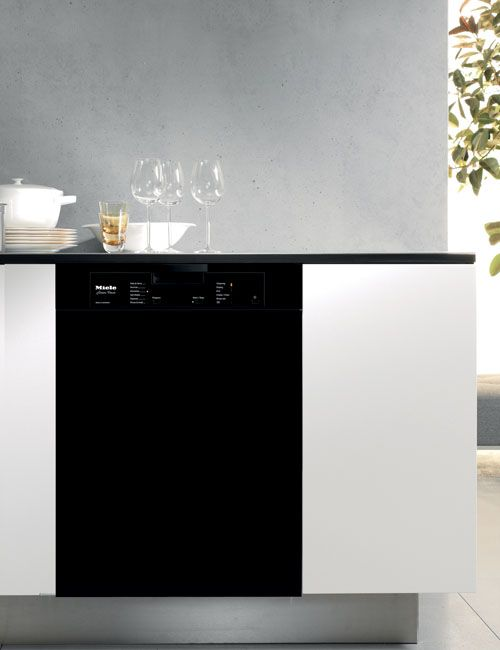 Miele Dishwasher Reviews >> Did You Know You Can Purchase A Black Miele Dishwasher