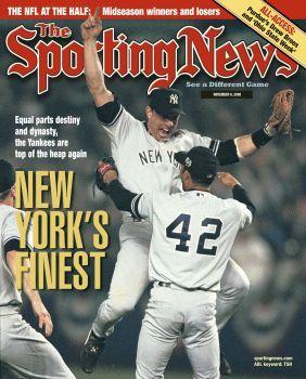 bb742b70885 New York Yankees - World Series Champions - November 6