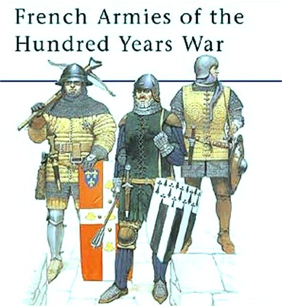 1400 French Armies of the Hundred Years War.jpg