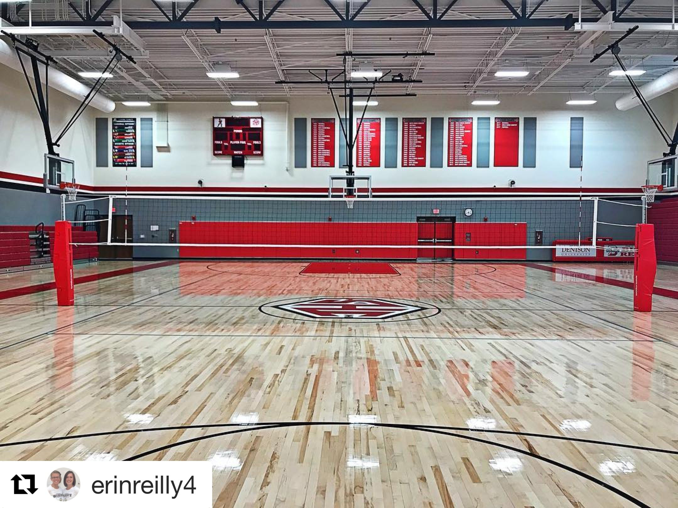 Johnstown High School Indoor Volleyball Net System Indoor Volleyball Volleyball Net Volleyball