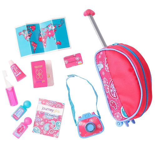 ce949f33d52c Journey Girls Jetsetter Collection - Toys R Us - Toys
