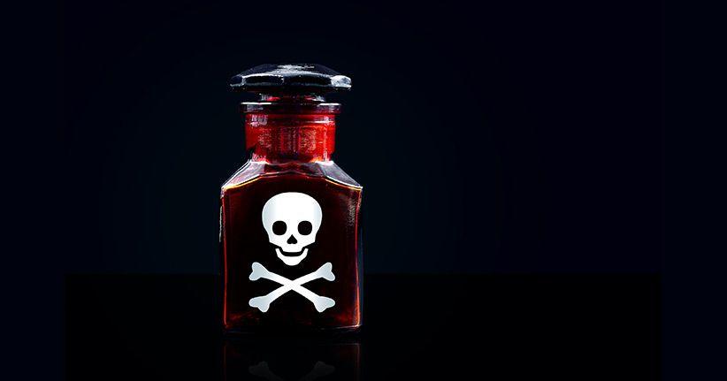 Gift mit Gift bekämpfen – wie funktioniert Atropin? - http://g-m.link/ad