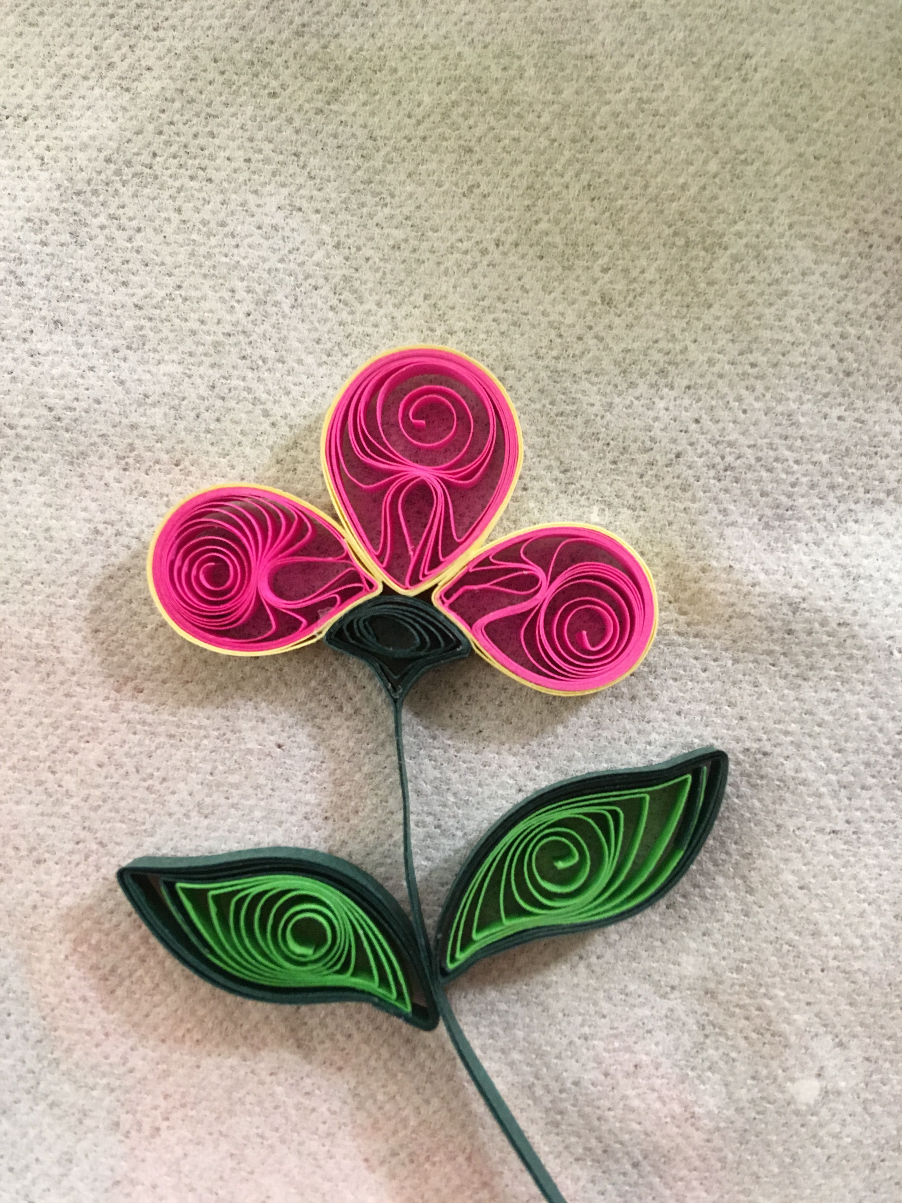 Quilling Flower Art Paper Quilling Pinterest Quilling Paper