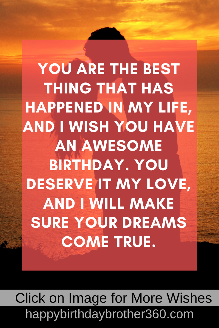 Happy Birthday Wishes for Girlfriend Birthday Message