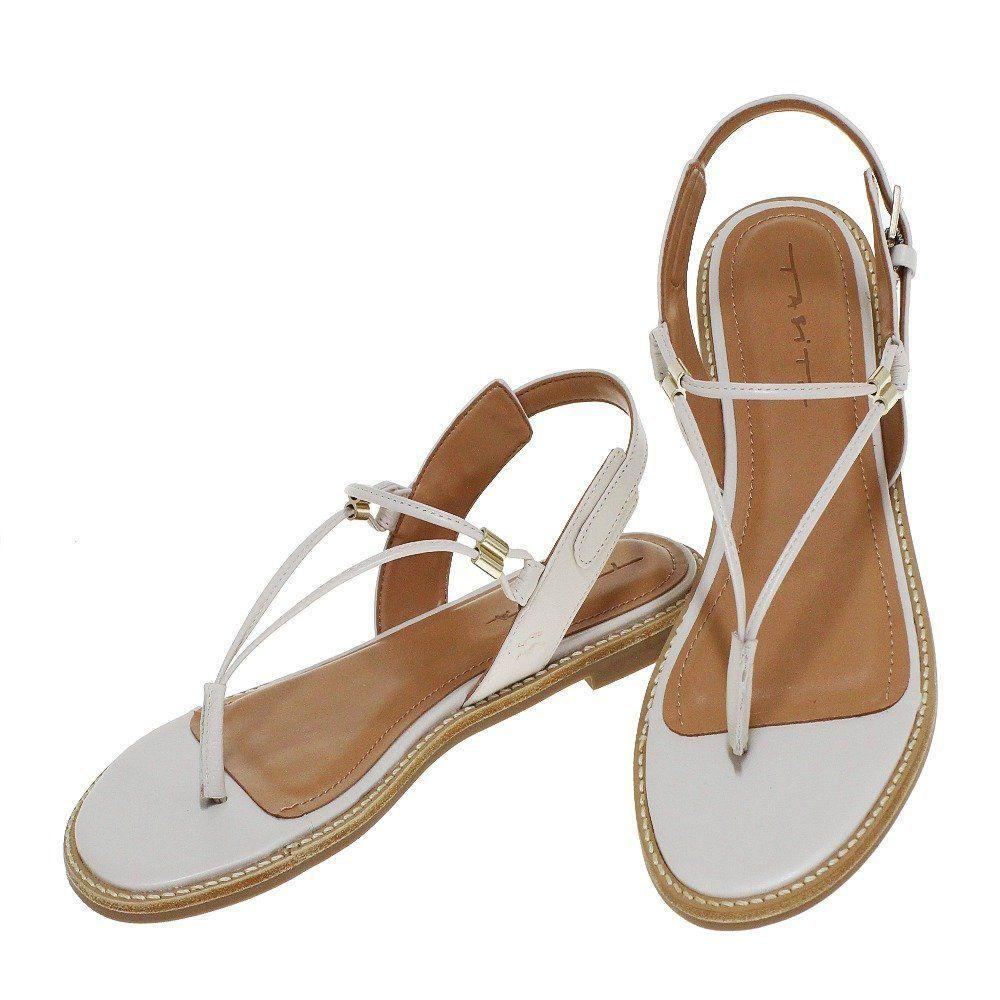 3fb2facf2 Sandália Elásticos Off White 9926 Tabita para Moselle | Moselle sapatos  finos online! Moselle é feminina.