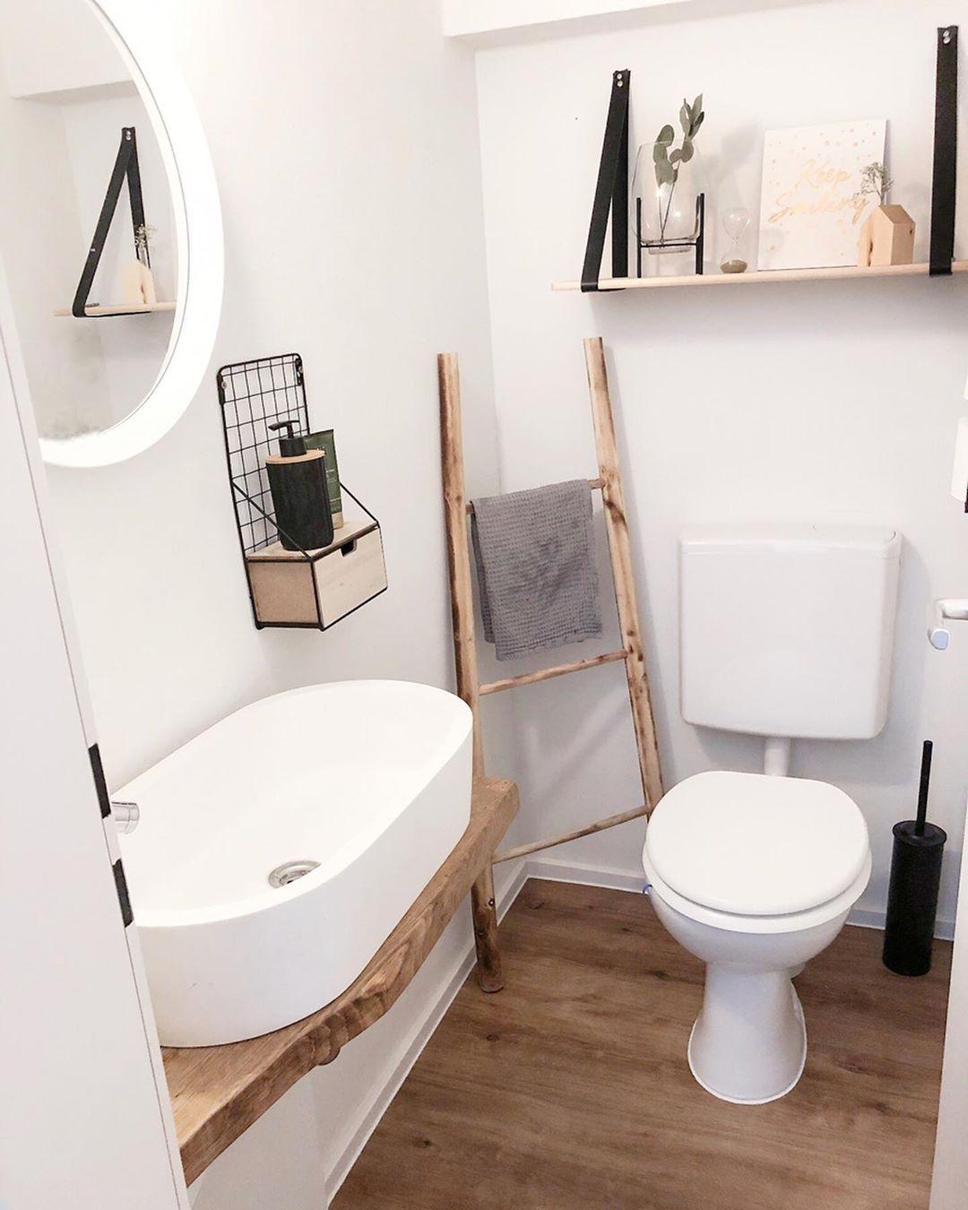 8 Und Auch Das Klo Hatte Kein Fenster Badezimmer Renovieren Gaste Wc Gestalten Badezimmer