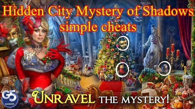 <b>hidden city</b> mystery of shadows <b>cheats</b> for pc,android and ios ...