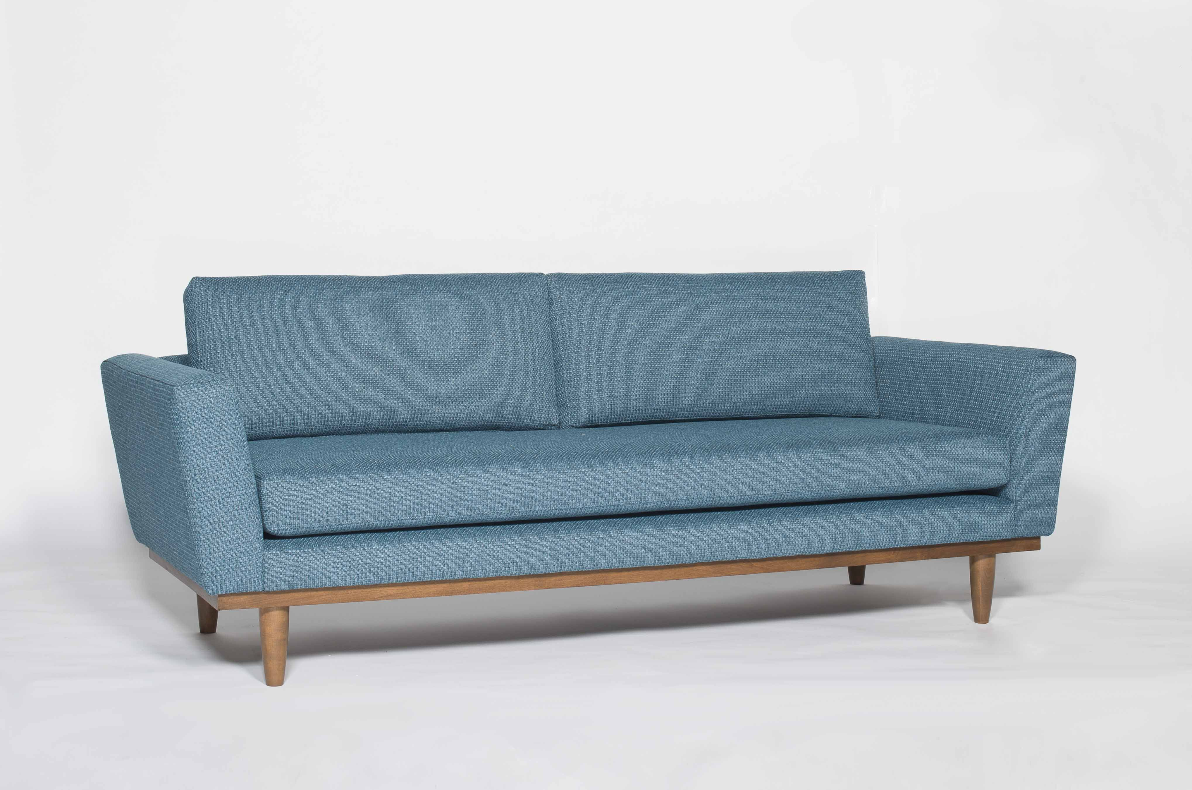 Oslo Scandinavian Mid Century Inspired Sofa 1 Seat Idee Deco Interieur Meuble Deco Interieure