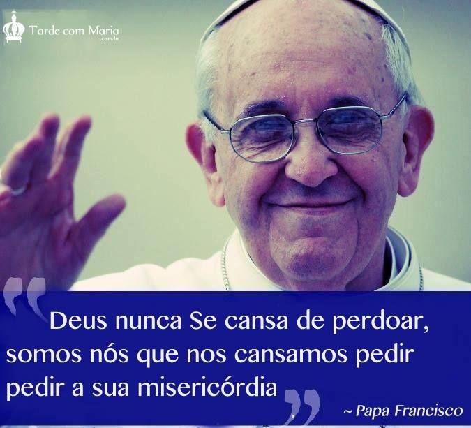 Super Papa Francisco #frases | Frases Religiosas - Proteção Divina  YP91