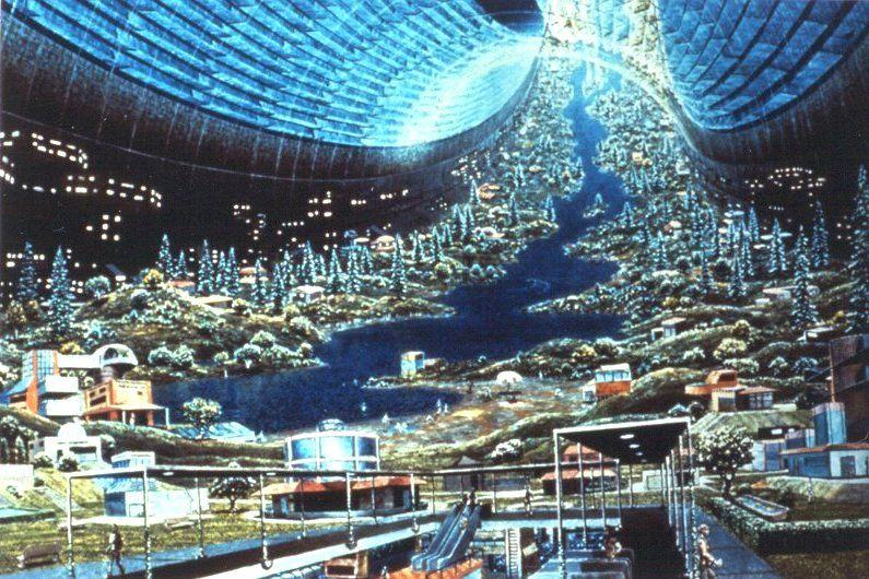 Stanford Torus Google Search Space Habitats Fantasy