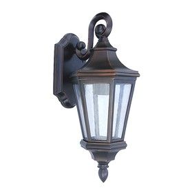 Portfolio calvin crest 18 78 in h oil rubbed bronze outdoor wall portfolio calvin crest h oil rubbed bronze outdoor wall light at lowes add a glimmer of light to your outdoor area with this outdoor wall light from the mozeypictures Image collections