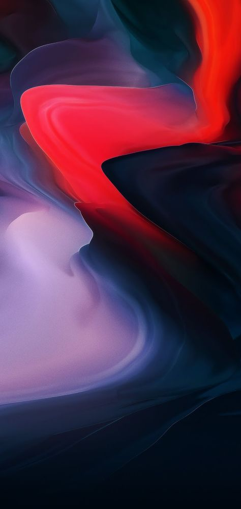 OnePlus 6 Red Edition Stock Wallpapers 4K Abstract