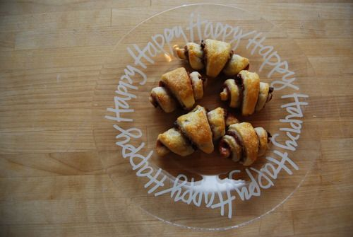 Alexs chocolate raspberry rugelach from Smitten Kitchen. | Various ...