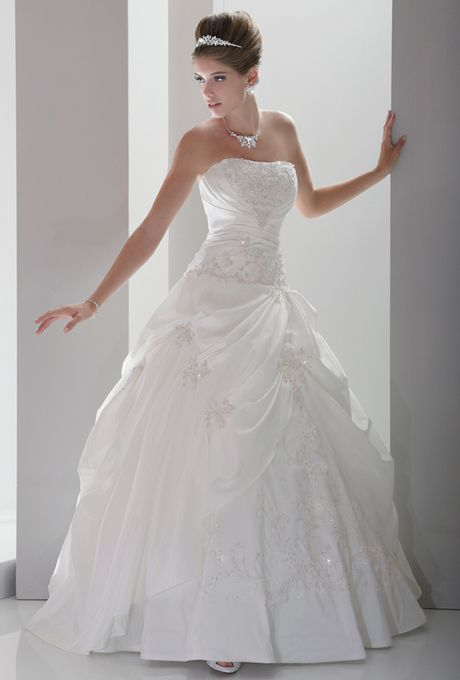 Brides: Mary\'s Bridal - PC Mary\'s : EBGD This is my dream gown ...