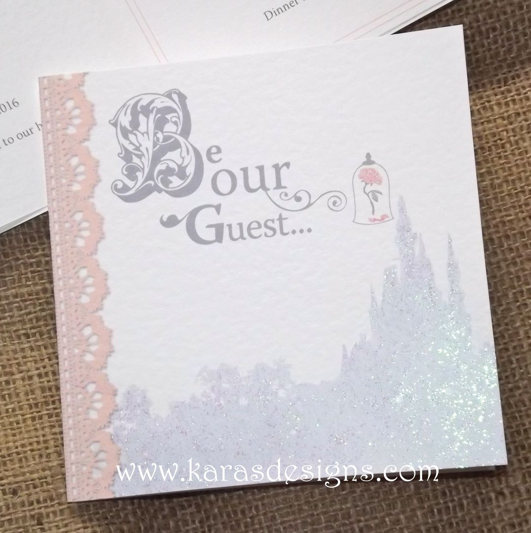 Kara\'s Designs wedding stationery personalised wedding invitations ...