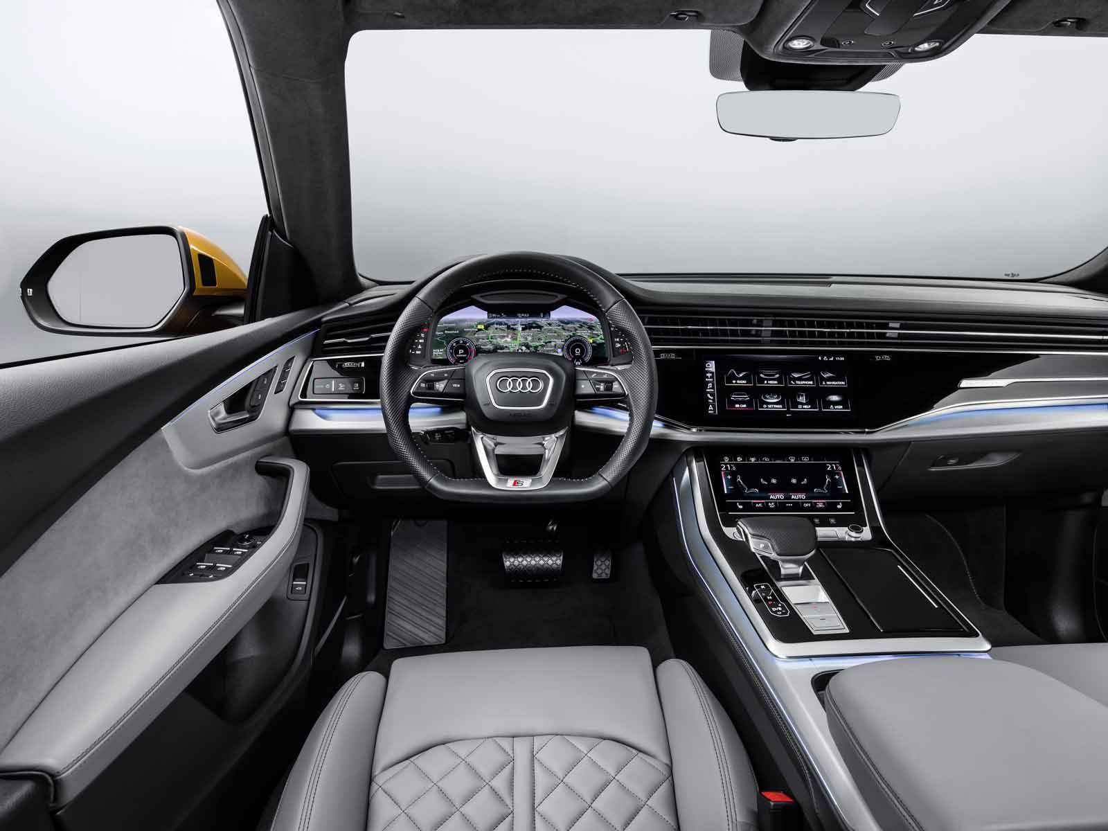 Audi Q8 With Images Audi Suv Audi Renault Megane