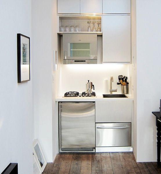 Amazing Tiny House Kitchen Design Ideas for You Small Kitchen