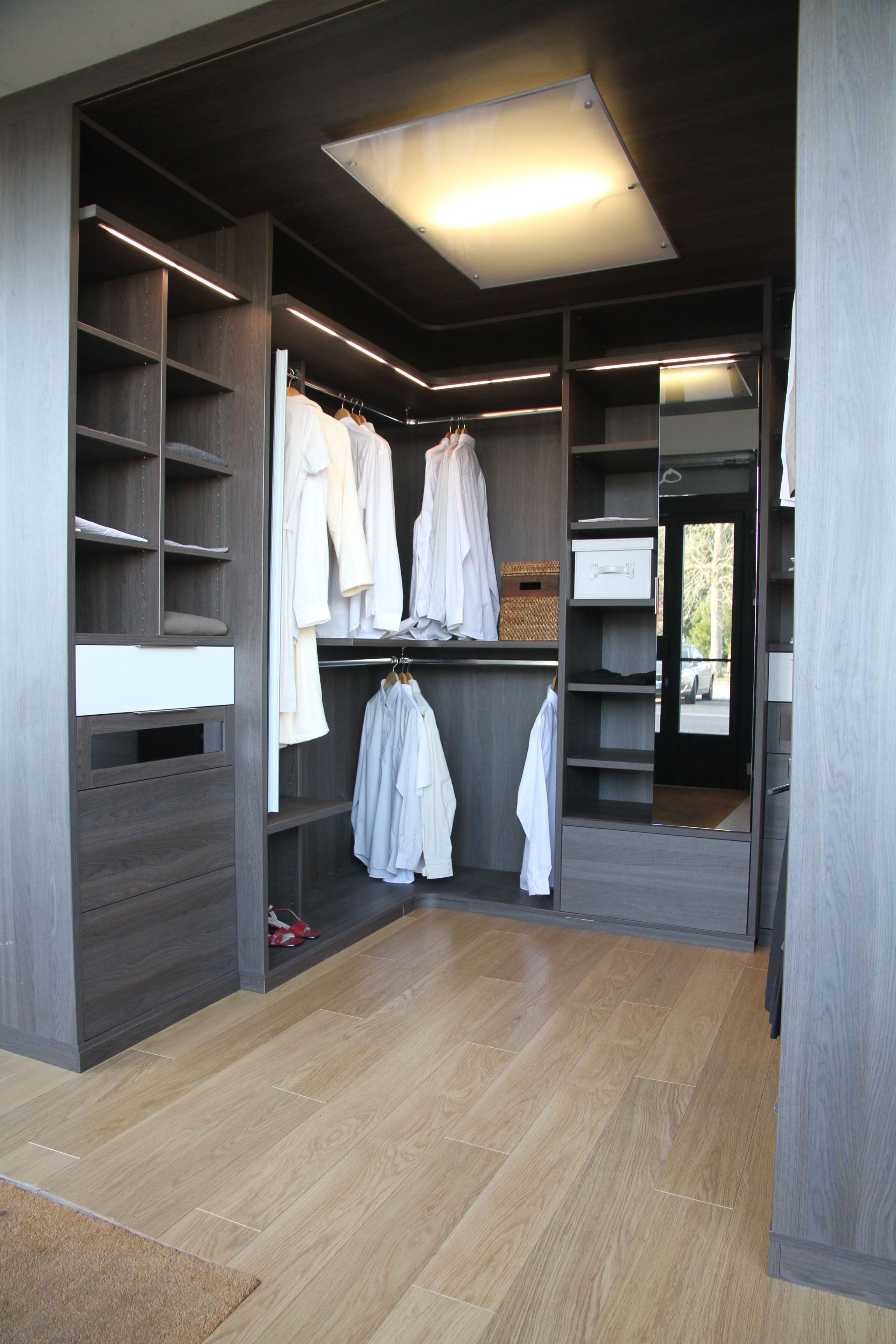 dressing sur mesure m lamin ch ne dressings. Black Bedroom Furniture Sets. Home Design Ideas
