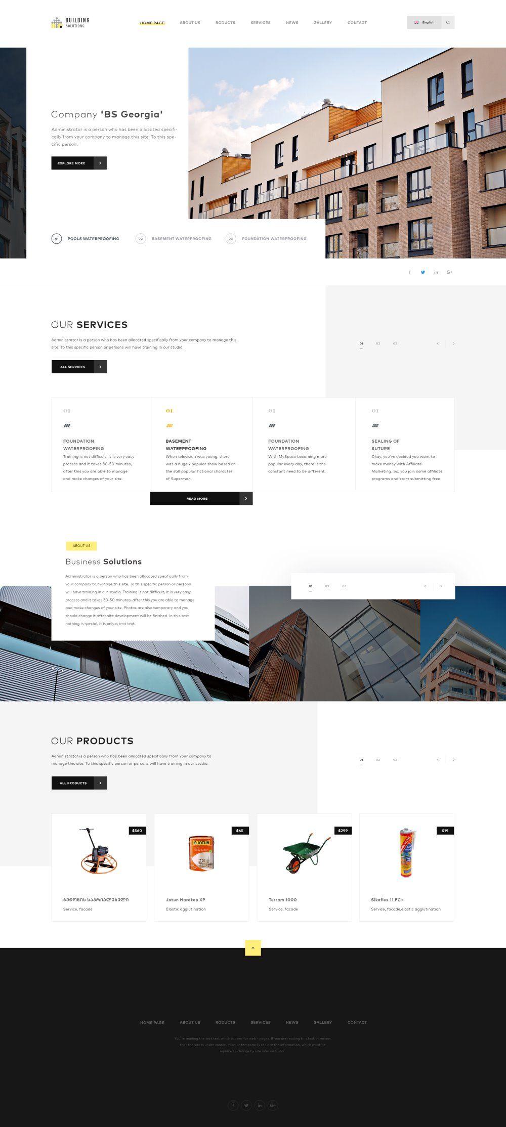 Best Architecture Website Designs For Inspiration Website Design