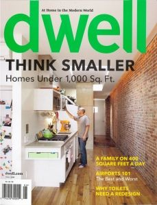 The smaller the better! Nothing is too big of a challenge for dwell.
