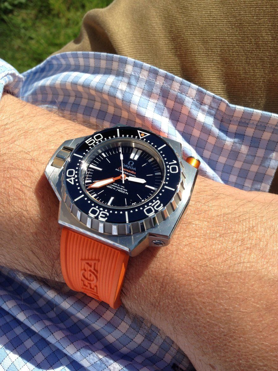 Omega Ploprof. If I ever win the lottery I'm buying one.