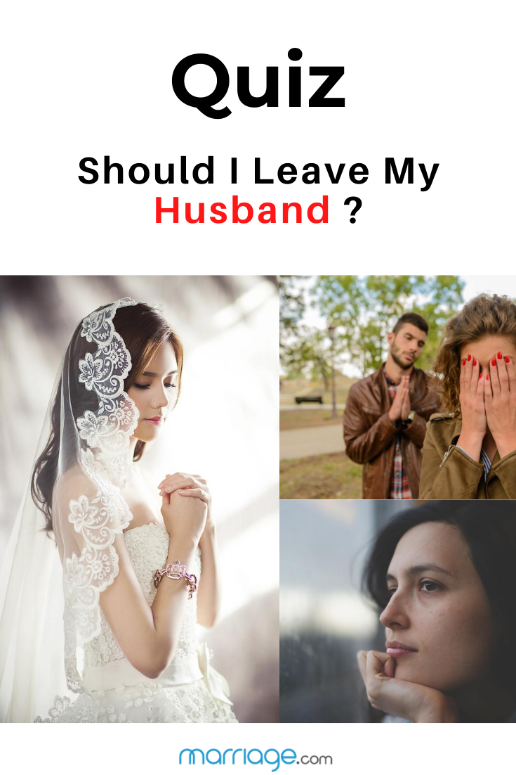 Should I Leave My Husband Quiz in 2020 | Marriage quiz