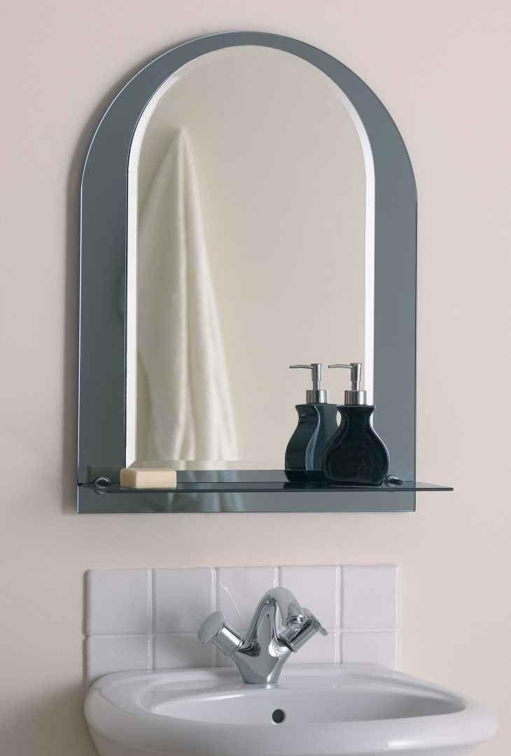 Espejos para ba os peque os 3 ba os pinterest - Espejos pequenos ...