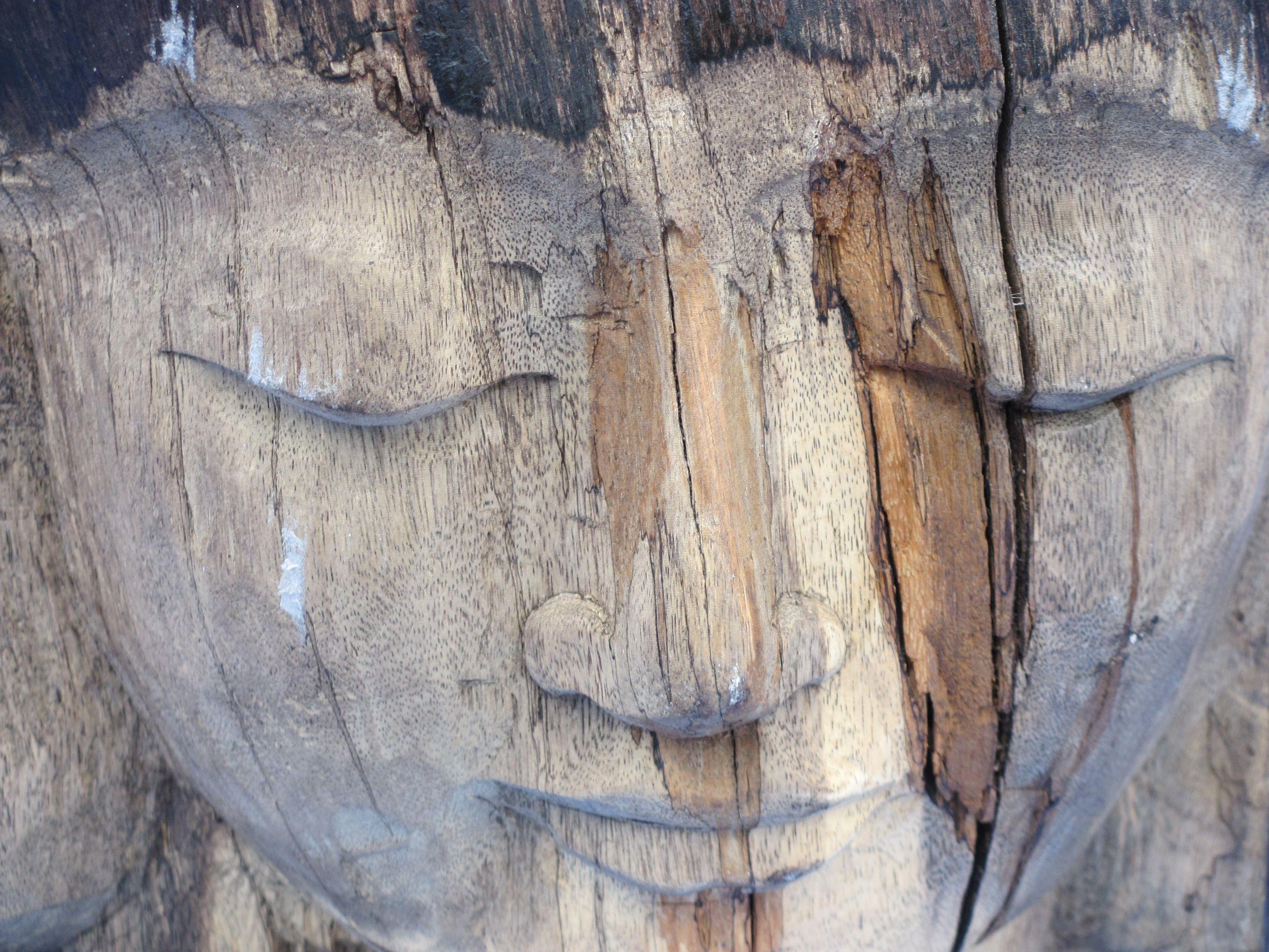 Beautiful wood-carving.