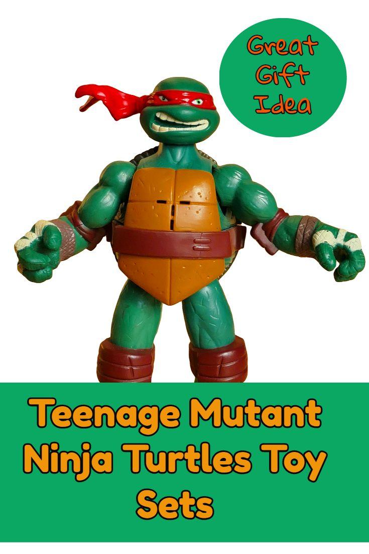 teenage mutant ninja turtles toy set gift ideas | pinterest