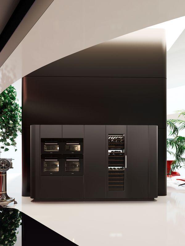 #decoración #interiorismo #diseñodeinteriores OLA 25 Limited Edition; una cocina de Pininfarina. Más en: http://greenandfreshdecor.blogspot.com.es/2014/06/ola-25-le-una-cocina-de-pininfarina.html