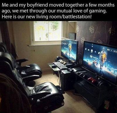 gamer couple | Tumblr
