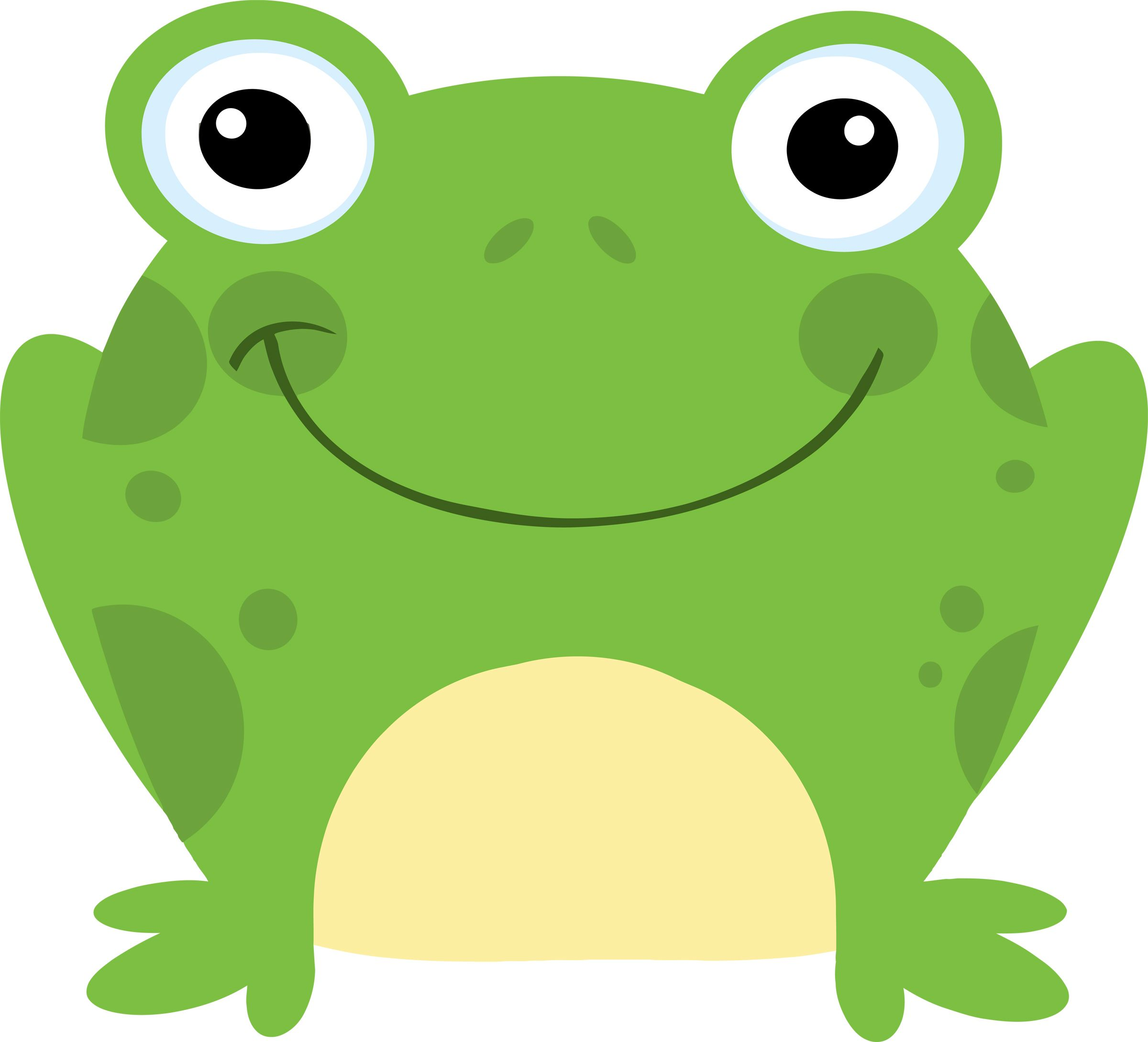 Pin by 💋💄KARIS💄💋 on dibujos | Pinterest | Frogs, Green frog and ...