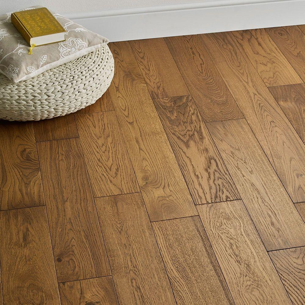 Loft Deep Golden Oak Brushed Oiled Engineered Wood Flooring Engineered Wood Floors Direct Wood Flooring Engineered Wood