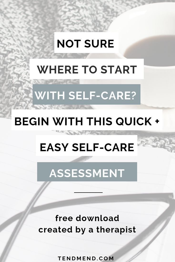 Knowhow Care Plan >> Because I Know How Difficult It Is To Make Self Care Is A