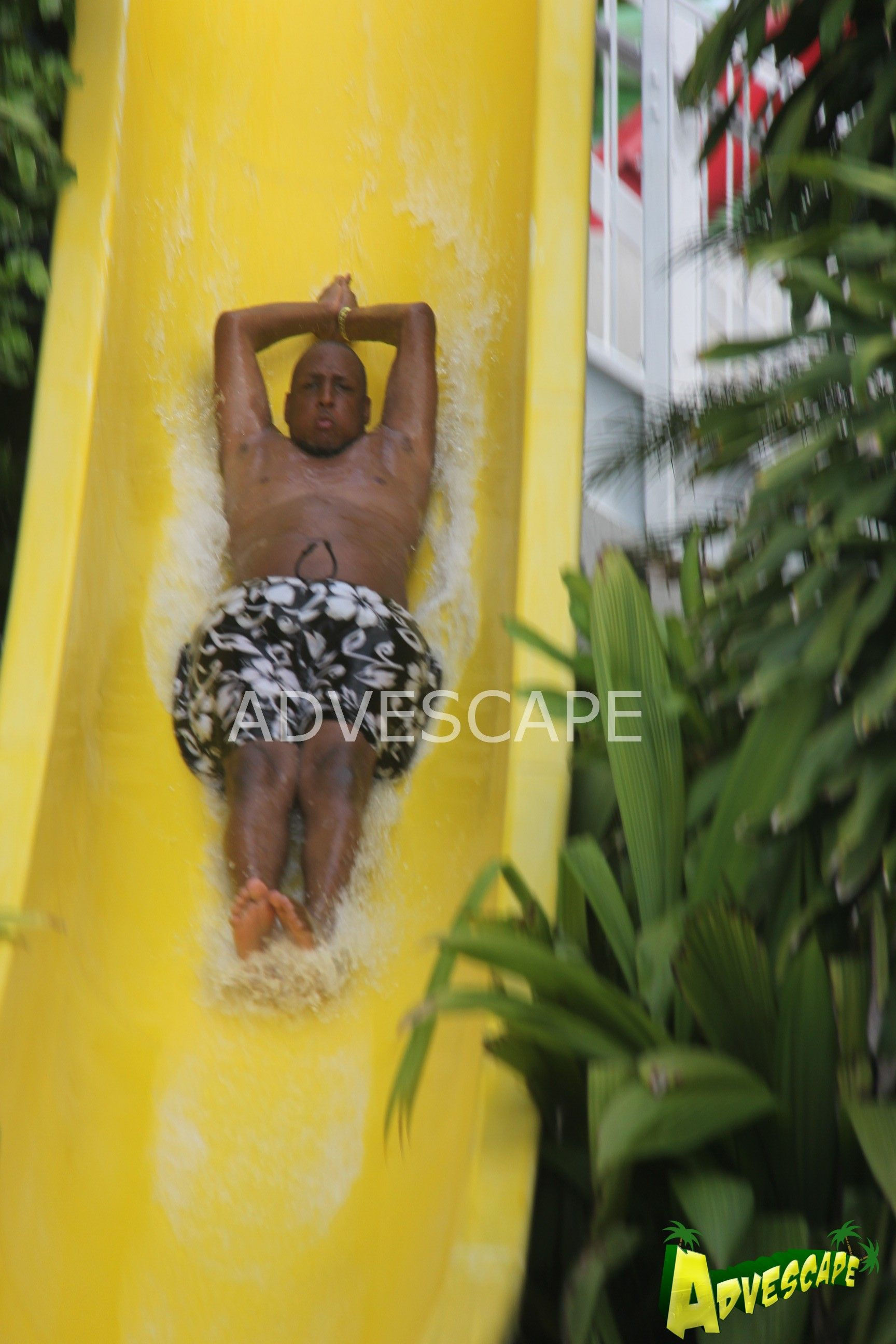 Morris taking it easy down the waterslide advescape kool runnings morris taking it easy down the waterslide find this pin and more on kool runnings water park publicscrutiny Images