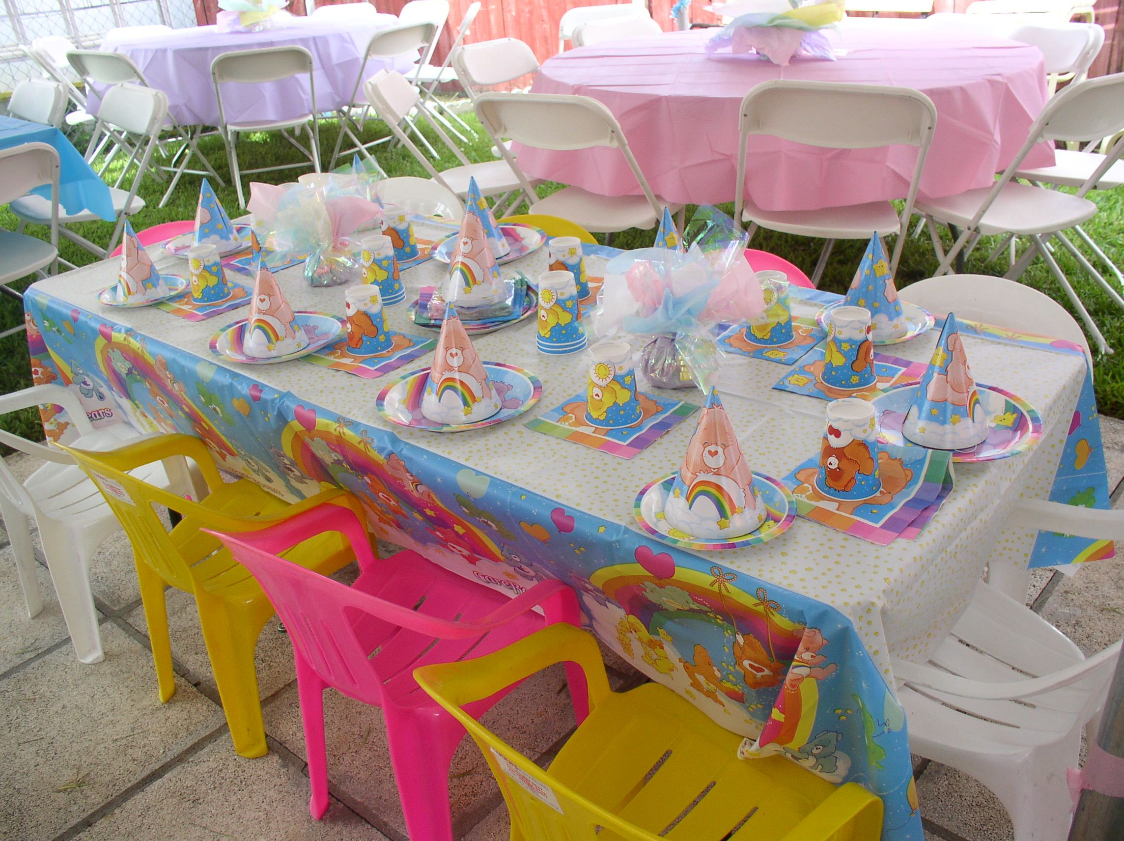 Care Bears Birthday Party Need Ideas St Patties 1st Birthday