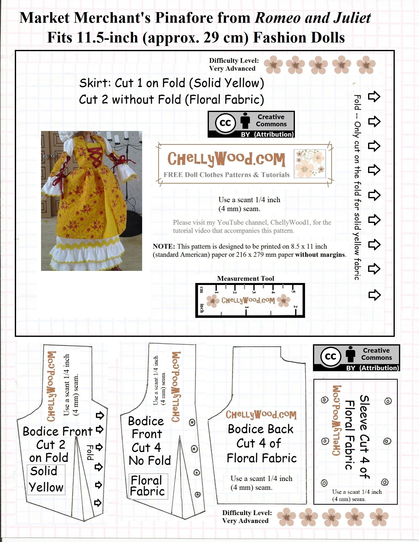 Visit chellywood for free printable sewing patterns for visit chellywood for free printable sewing patterns for barbie and other fashion dolls jeuxipadfo Gallery