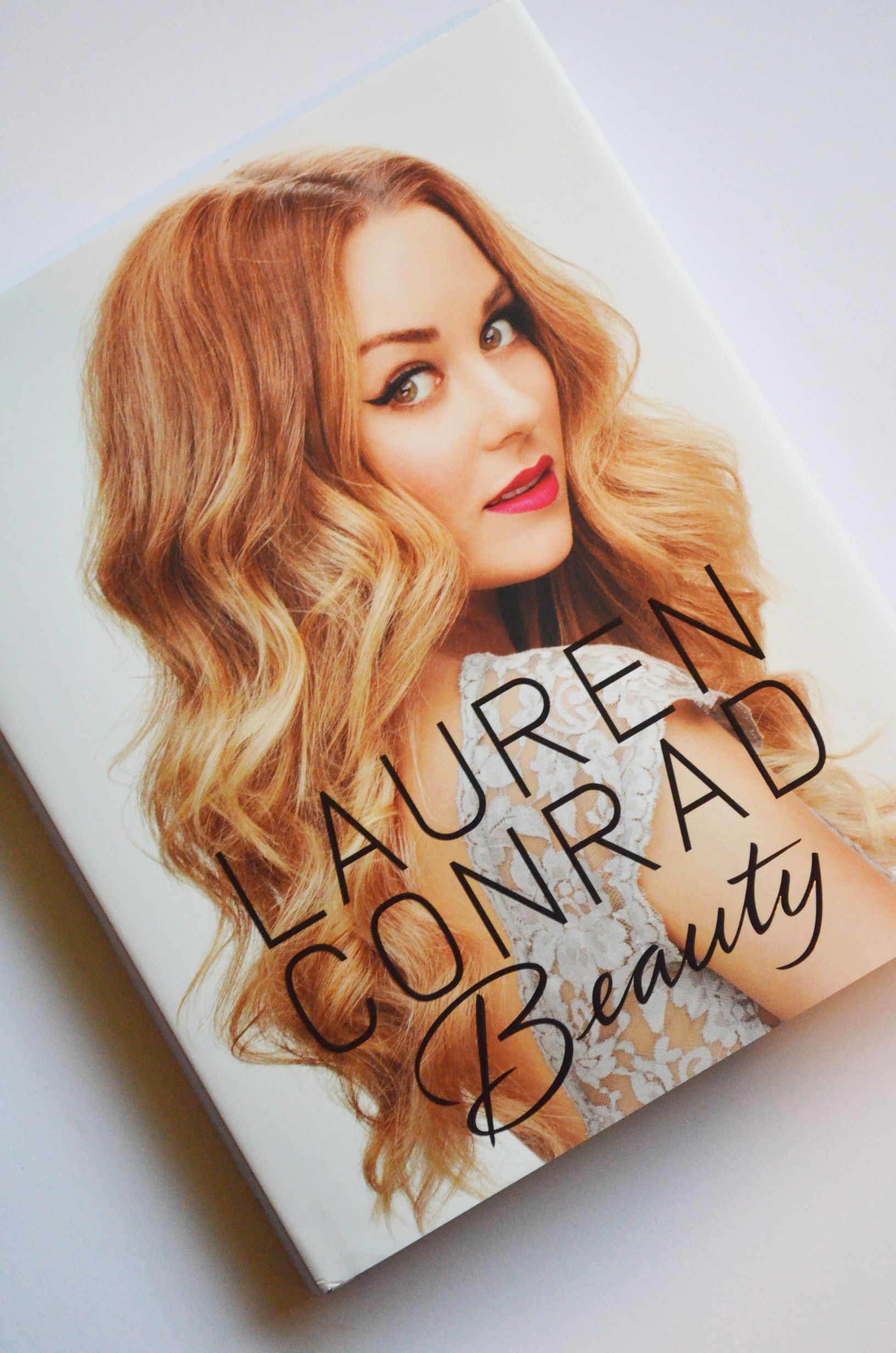 lauren conrad book!! more related stuff on my blog http