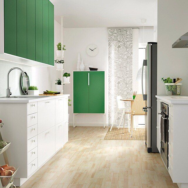Ikea Kitchen Help: A Little Kitchen Cart Like The #IKEA RISATORP Utility Cart