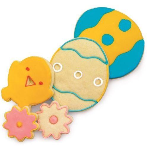 Foremka Do Wykrawania Ciastek Wielkanoc 3szt Cuisipro Sugar Cookie Desserts Food