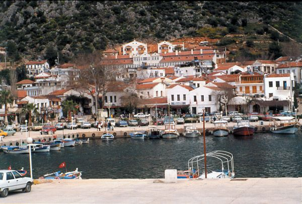 Kaş, I want to live there