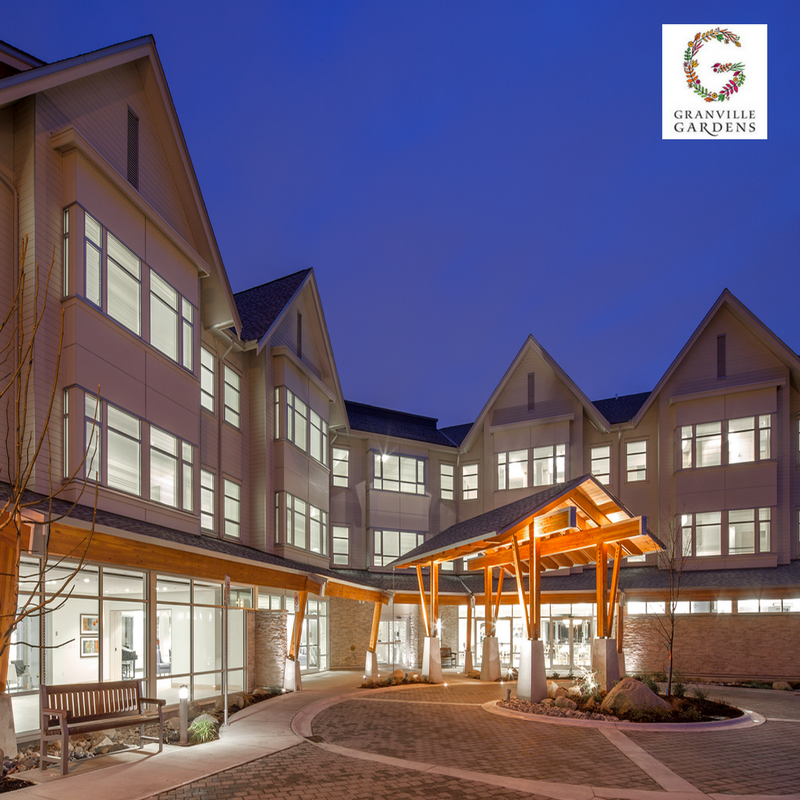 Located In Vancouver S Kerrisdale Neighbourhood Granville Gardens Retirement Residence Offers Residents The Opport Granville Retirement Community House Styles