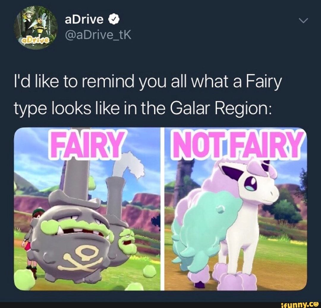 What Fairy Pokemon Are You