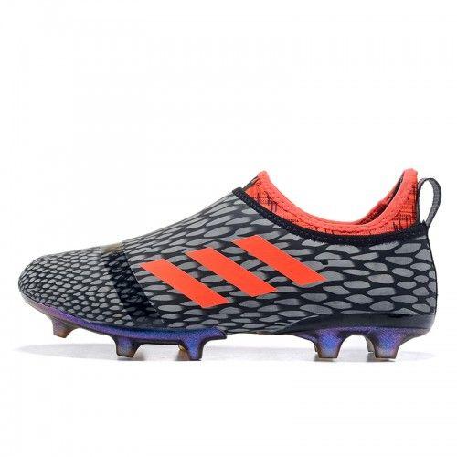 best service 04370 f109a Comprar Adidas Glitch 17 FG Gris Botas De Futbol