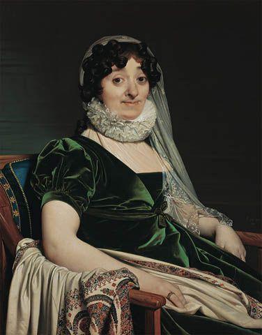 Ingres Comtesse De Tournon 1812 Museum Of Art Philadelphie Philadelphia Museum Of Art French Paintings Renaissance Fashion