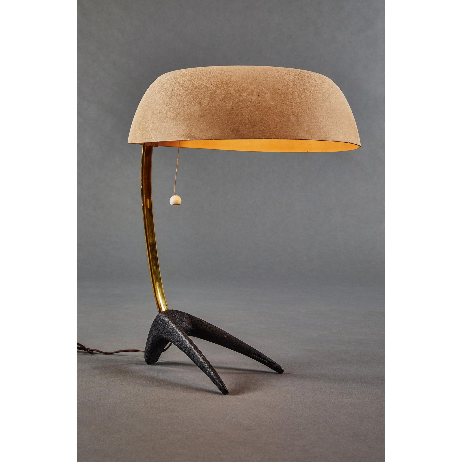 Incredible A Highly Unusual Table Lamp