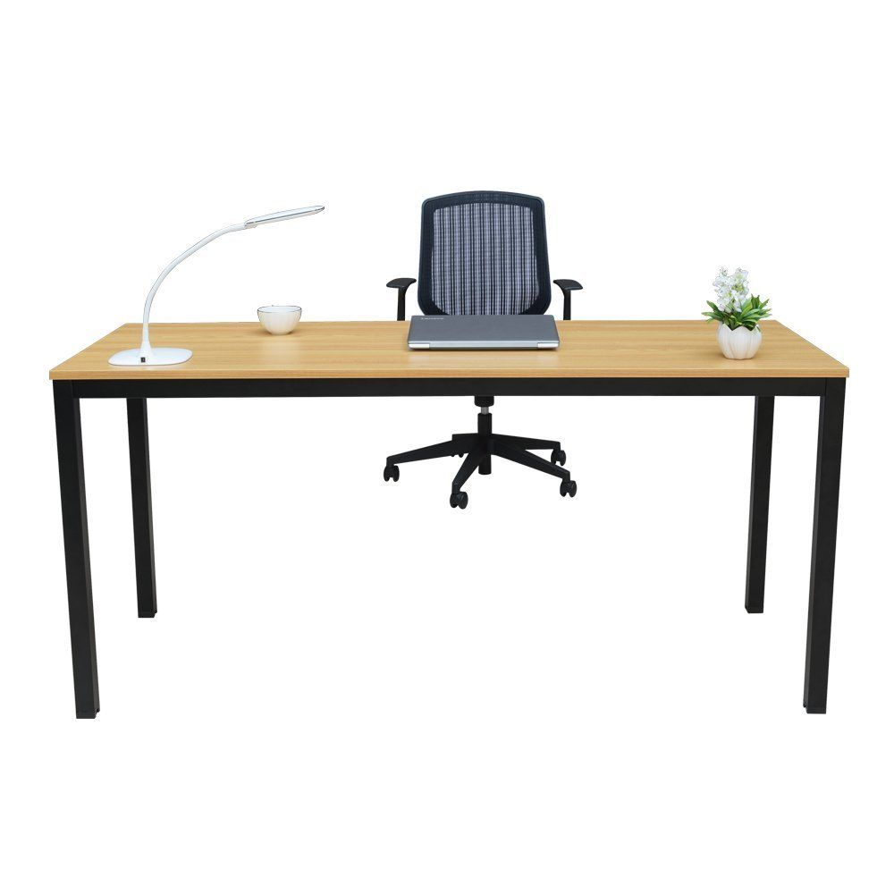 Fygou Home Office Desk 63 Large Computer Gaming Study Writing